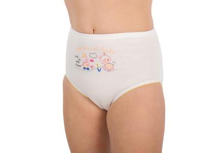 Girl's panties