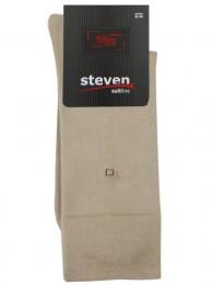 Skarpety garniturowe z wzorem