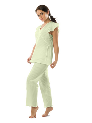 Women's pyjamas sh.s., pant