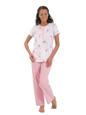 Women's pyjamas sh.s., pants
