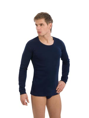 Men's underclothing long sleeve
