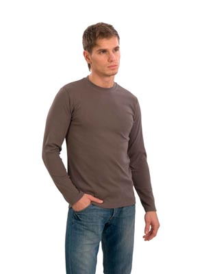 Men's t-shirt long sleeve