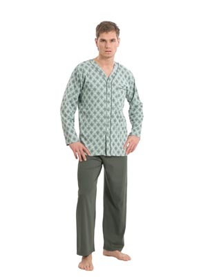 Men's pyjamas long sleeve