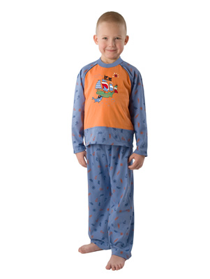 Boy's pyjamas long sleeve
